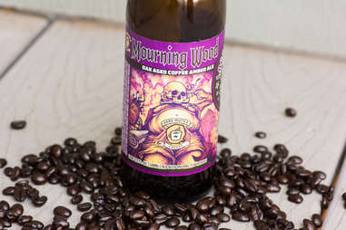 mourning wood beer