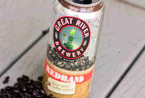 great river brewery redband