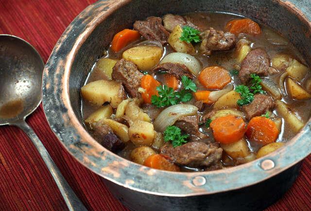 Irish food in the 1800s food for Authentic irish cuisine