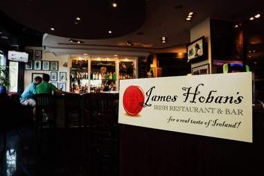 James Hoban's Irish Restaurant