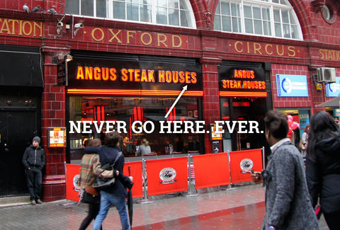The 16 Worst Restaurant Decisions You Can Make In London
