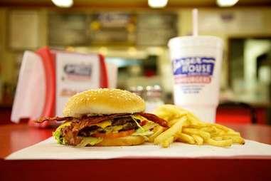 burger house texas