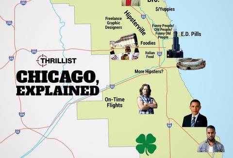 Chicago Neighborhood Stereotypes [Infographic] - Thrillist