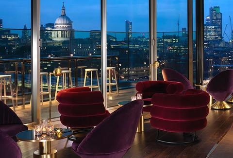 Rumpus Room: A London, United Kingdom Bar.