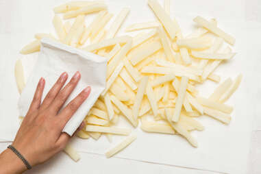 How to make the perfect fries — Thrillist Recipes