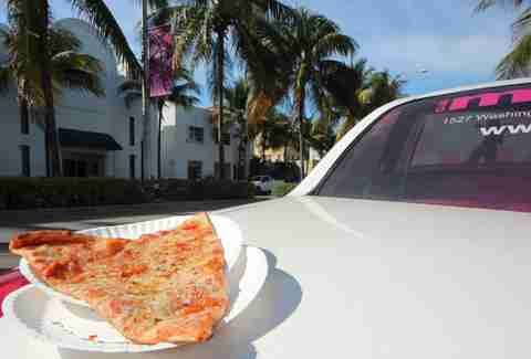 SoBe SoHo Pizza Miami