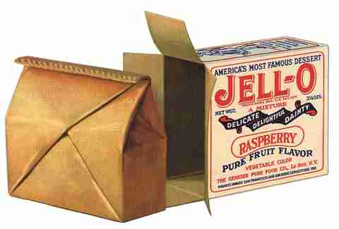 1900 Jell-O packaging