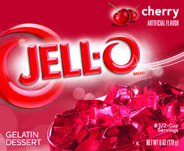 2010 Jell-O packaging