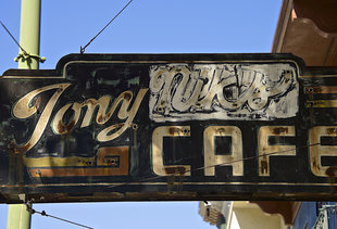 Tony Nik's Cafe