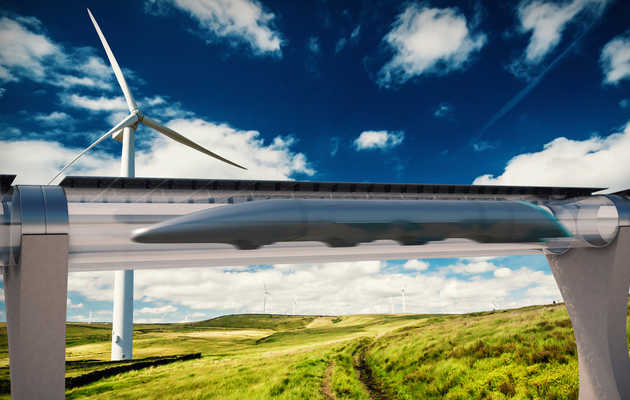 Construction On An Actual Hyperloop To Begin Next Year in California