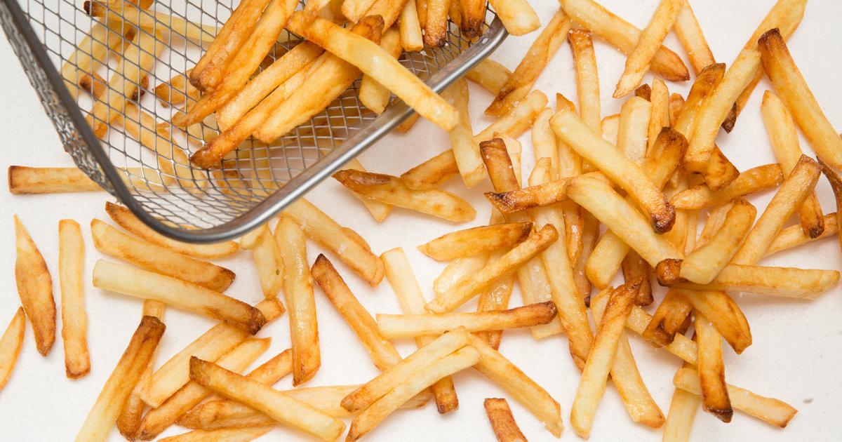 How to Make Perfect French Fries at Home
