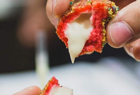 cap'n crunch delights donuts taco bell