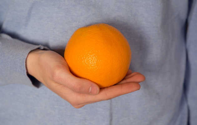 What Color Is This Orange?