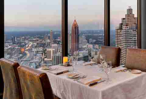 The 9 Best Make-Out Spots in Atlanta