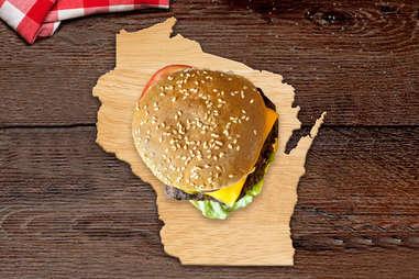 wisconsin burgers