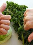 iceberg lettuce kale