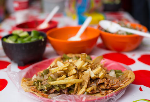 Mexico City Food Scene Tacos In Mexico City Thrillist