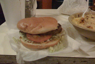 Bellaire Broiler Burger