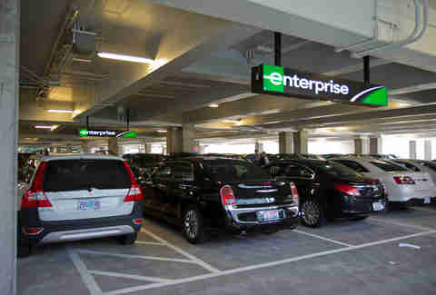 Car Rental Agencies At Mccarran Airport