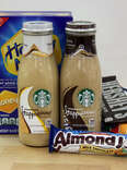 Starbucks S'mores and Mocha Coconut Frappuccinos