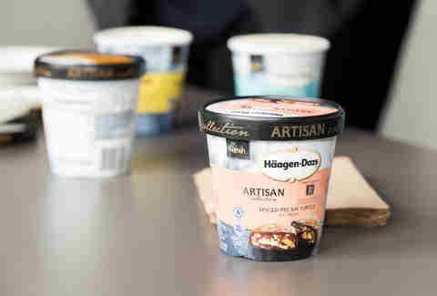haagen-dazs artisan collection