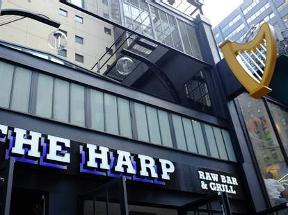 The Harp Raw Bar & Grill
