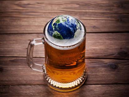 beer countries
