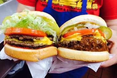 carneys burger