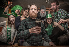 33 People You See at Every Bar on St. Patrick's Day