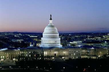 Captiol Building DC