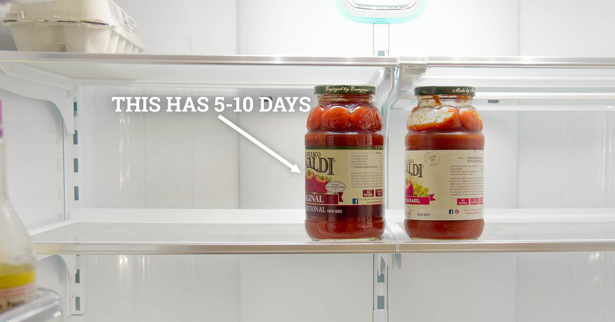 how long things last in the fridge after the expiration date thrillist. Black Bedroom Furniture Sets. Home Design Ideas
