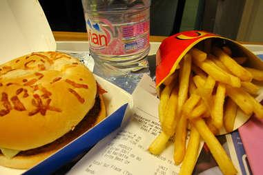 French McDonald's