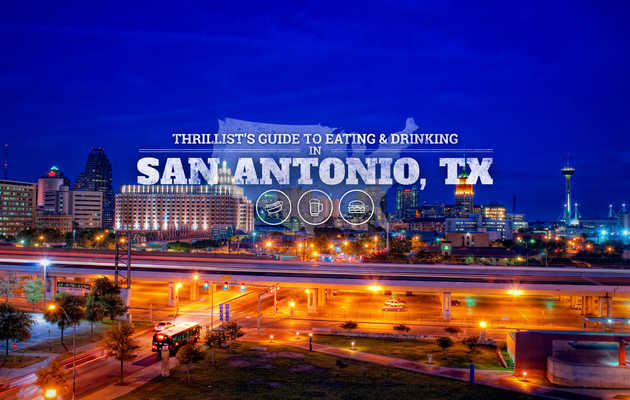 Where the Locals Eat and Drink in San Antonio