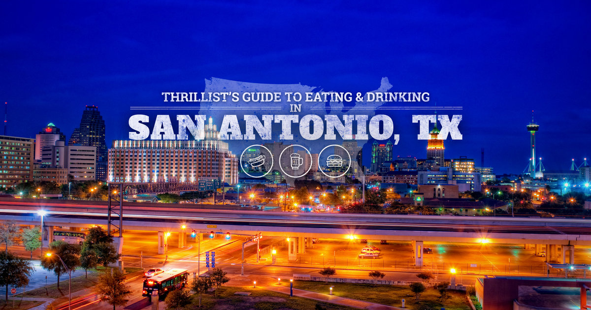 Best Bars In San Antonio Best Restaurants In San Antonio