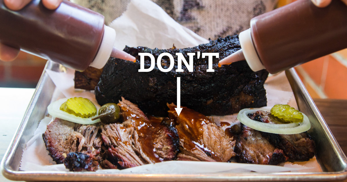 The Dos and Don'ts of BBQ