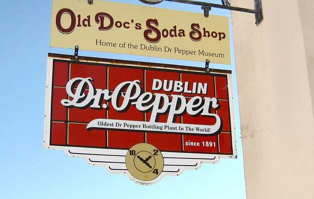 10 Things You Didn't Know About Dr Pepper