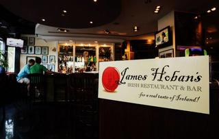 James Hoban's Irish Restaurant & Bar