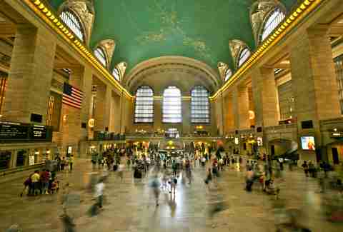The Sounds of Bustling Grand Central Terminal Are Weirdly Chill