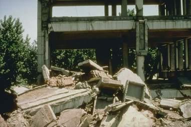 1976 Tangshan Earthquake