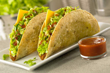Jack in the Box Two Tacos