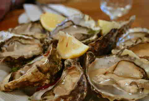 Galway Bay Oysters