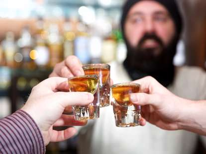 Shots with your bartender