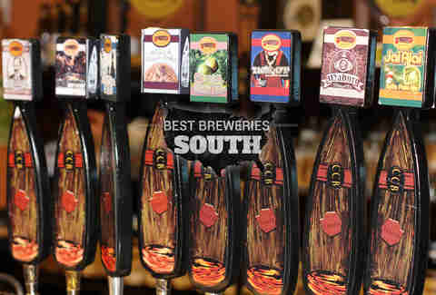 The 16 Best Breweries in the South