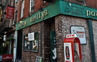 Paddy Reilly's Music Bar