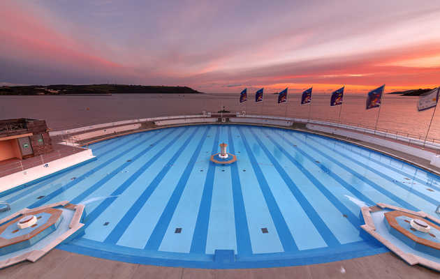 12 Public Pools That're Legitimately Amazing (Instead of Gross)