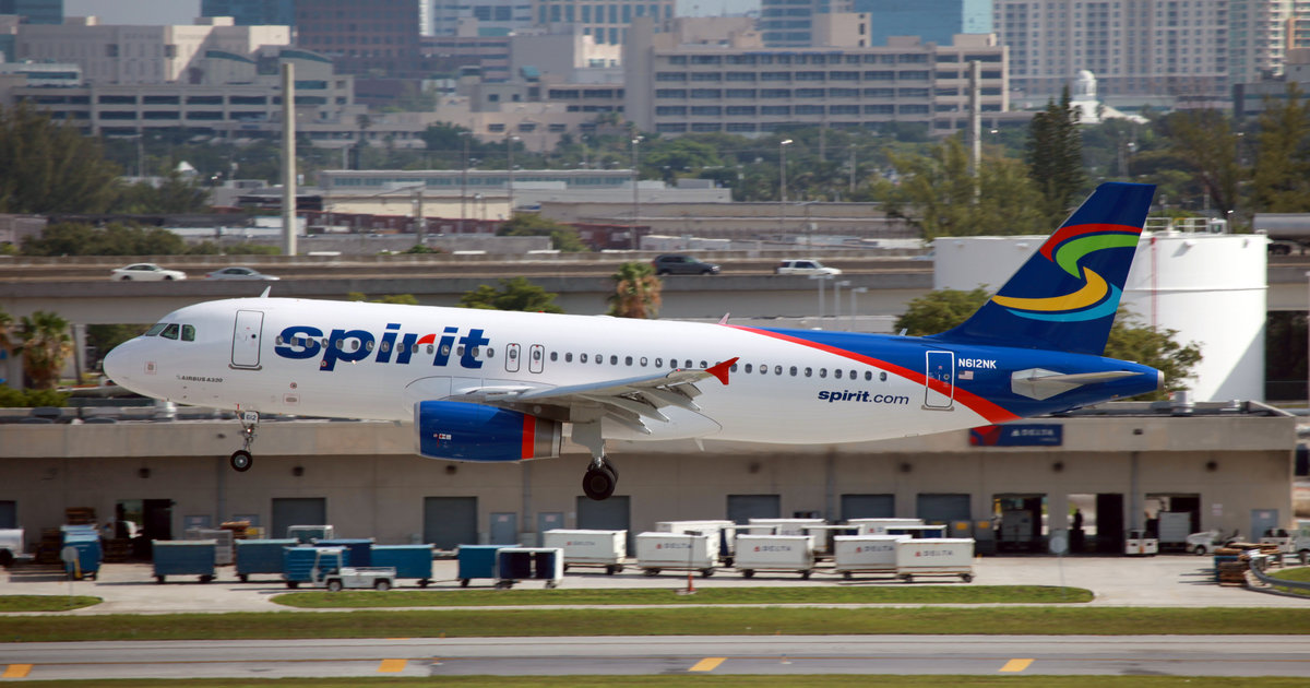 Spirit airlines 69 round trip and one way flights for Spirit airlines one way