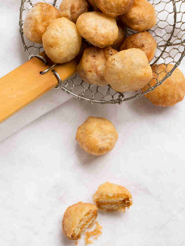 Fried Ritz Bits — Thrillist Recipes