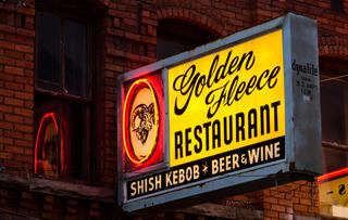 Golden Fleece Restaurant