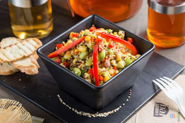 Edamame salad Small Tea Coral Gables