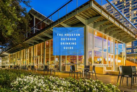 90 Outdoor Drinking Rooftops Patios Beer Gardens in Houston